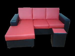 Canapé STAN imitation Cuir