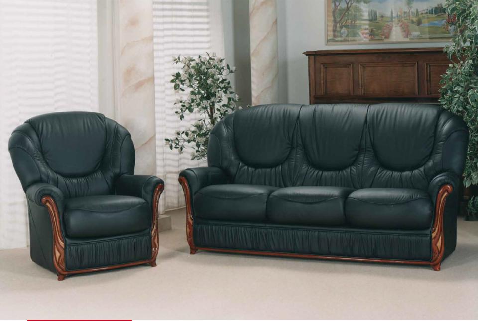 Le canapé stylisé reconnu et réputé pour sa longévité.