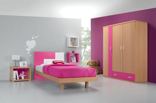 Composition pour demoiselle avec une grande armoire. ck996