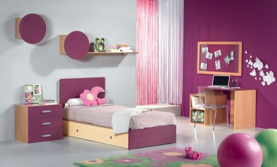 Chambre BBevolu : en mode enfant/ado
