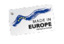 Fabrication Européenne.