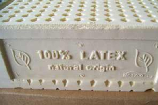 Bloc de LATEX  100% d' Origine Naturelle
